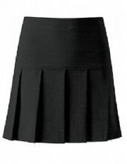 Charleston Pleated Skirt