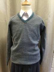 V neck Jumper - New Uniform