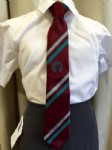 Clip on Tie - MAROON (YEAR 7,8,9)